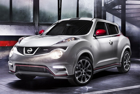 Nissan tung nh Juke Nismo